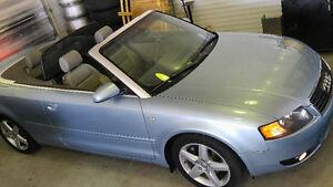 2003 Audi A4 3.0L Convertible