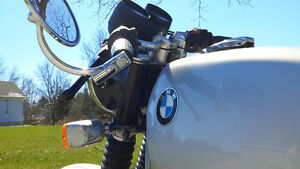 BMW R75/6 ......750cc CAFE
