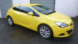 Vauxhall/Opel Astra GTC 1.4i 16v Turbo ( 120ps ) ( s/s ) 2012.5MY SRi