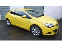 Vauxhall/Opel Astra GTC 1.4i 16v Turbo ( 120ps ) ( s/s ) 2012.5MY SRi