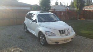 2001 Chrysler PT Cruiser Limited edition Hatchback