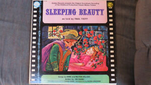 Sleeping Beauty&Sound Of Music records