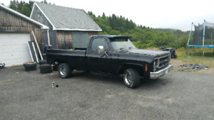 81 c10 with 76 front clip