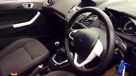 2016 Ford Fiesta 1.0 EcoBoost Zetec Black 5dr Manual Petrol Hatchback