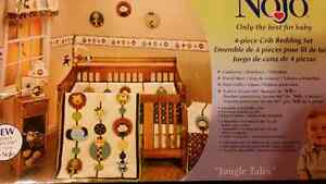animal theme nursery made by nojo