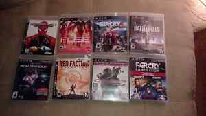 Gently Used PS3 Games