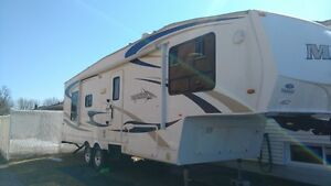 Fifth Wheel MAko 2010