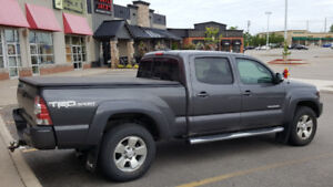 Lease Takeover 2015 Toyota Tacoma Double Cab TRD Sport Pickup