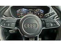 2016 Audi TT 2.0 TFSI Sport S Tronic quattro (s/s) 3dr Coupe Petrol Automatic