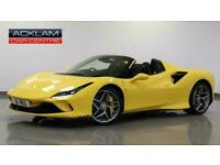 2021 Ferrari F8 2021 21 Ferrari F8 3.9 Spider (VAT Q) Petrol yellow Semi Auto