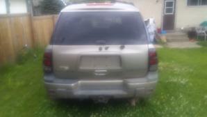 2002 chevy trail blazer parts car
