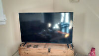 "50"" Smart TV. Vizio Brand UNDER WARRANTY"