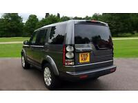 2015 Land Rover Discovery 3.0 SDV6 SE 5dr Automatic Diesel 4x4