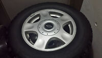 2002 Chevrolet Malibu Factory Rims And Winter Tires For Sale