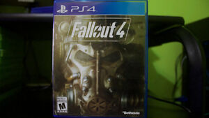 Fallout 4 - PS4!! Great Price & Like New Condition!!! Cambridge Kitchener Area image 2