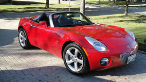 2006 Pontiac Solstice Convertible Safetied