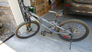 Boy's mountain bike for sale