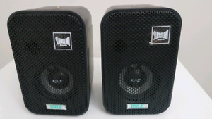 PYLE Surround sound speakers PDWR 30B,  300W