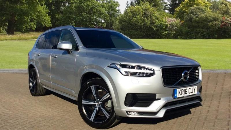 2016 volvo xc90 new model 2 0 d5 awd r design automatic diesel estate in blackburn lancashire. Black Bedroom Furniture Sets. Home Design Ideas