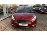 2017 Ford Galaxy TITANIUM 2.0 TDCI 150ps Manual MPV Diesel Manual