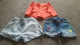 Girls summer clothes 4-5 years