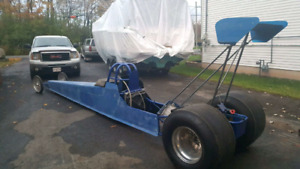 1999 Dragster REDUCED $7500 MUST GO!