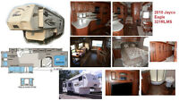 2010 Jayco Eagle 321 RLMS luxury 5th Wheel