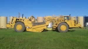 For Hire or Rent: CAT 627 Scraper with operator Strathcona County Edmonton Area image 7