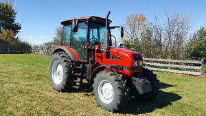 New MTZ 1523 155 HP MFWD Tractor , All Trades Welcome