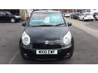 2010 SUZUKI ALTO 1.0 SZ4 Automatic 5 Door From GBP4,995 + Retail Package