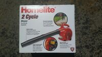 Homelite 2 Cylinder Leaf Blower - New in the Box