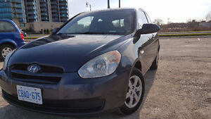 2009 Hyundai Accent 0nly 144 000 km - cert in 01/2017