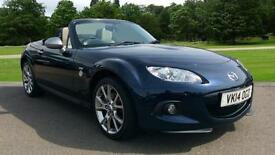 2014 Mazda MX-5 1.8i Sport Venture Edition Manual Petrol Convertible