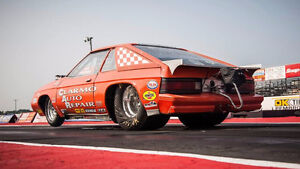 Dodge Shelby Charger   Drag Car