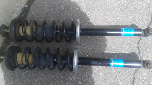 vw cabrio rear shocks hydraulic pump for convertible