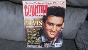 Country Weekly-Elvis, 1995