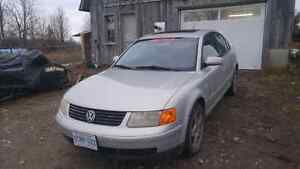 2001 VW Passat! Need Gone!