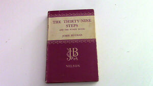 The Thirty-Nine Steps, The Power House, John Buchan, 1951