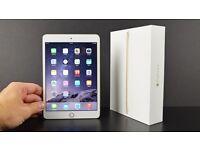 Silver iPad mini 3 mint condition