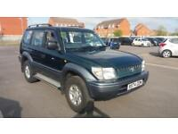 1998 R TOYOTA LANDCRUISER COLORADO 3.4 AUTOMATIC VX,SAME OWNER SINCE 2001.2 KEYS