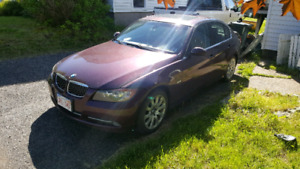 2008 BMW 335XI manual