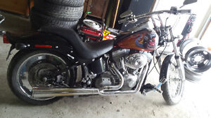 2002 SOFTAIL OR TRADE