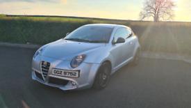 Alfa Romeo Mito Collezione *Not Polo Ibiza Leon Golf Astra Mini*