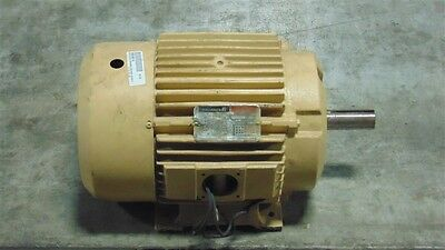 Used 10 Hp Reliance Electric P21g312c Ac Motor 215t Frame 230460v 1755 Rpm