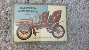 THE WORLD ON WHEELS CARDS