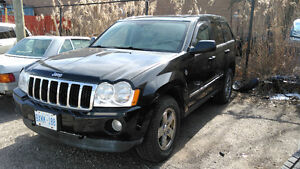 2007 Jeep Grand Cherokee LIMITED SUV, Crossover