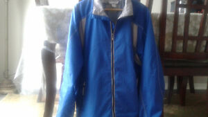 North End Men's jacket .size  large
