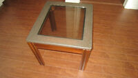 Three Coffee Tables or End Tables