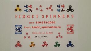 FIDGET SPINNERS / Kitchener