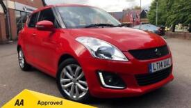 2014 Suzuki Swift 1.2 SZ4 Automatic Petrol Hatchback